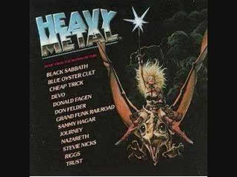HEAVY METAL-Cheap Trick-Reach Out