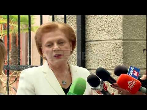 Ora News – Tërhiqet Valentina Leskaj. Nuk do të kandidoj për zgjedhjet e ardhshme