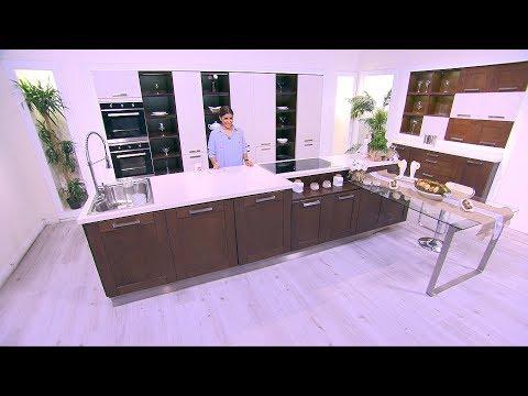 عصير بيناكولادا - فخدة ضاني محشية ورق عنب - مقبلات ورق عنب  : أميرة في المطبخ (حلقة كاملة)