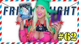 DOUBLE DILDO & PORN FROM BRYCI! - Friday Night Mail #62