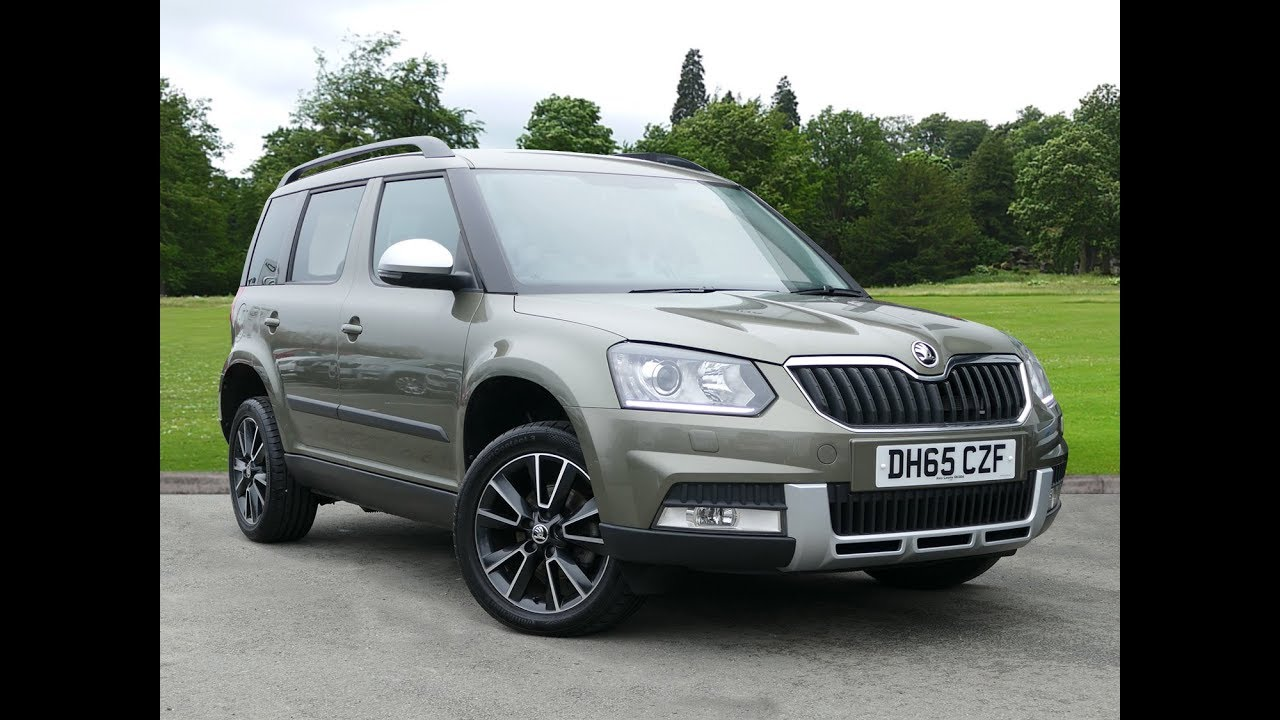 Now Sold Skoda Yeti 2 0 Tdi 150ps Se L 4x4 Now Sold Youtube
