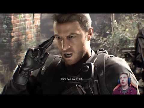 The Hunt for Lucas|Resident Evil 7 DLC Not a hero-part 10