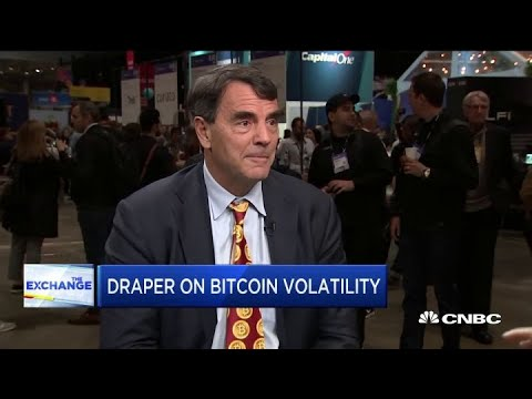 Long time venture capitalist Tim Draper on bitcoin and volatility in the IPO market