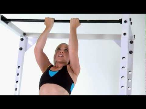Master the Chin-Up: Women's Health Magazine