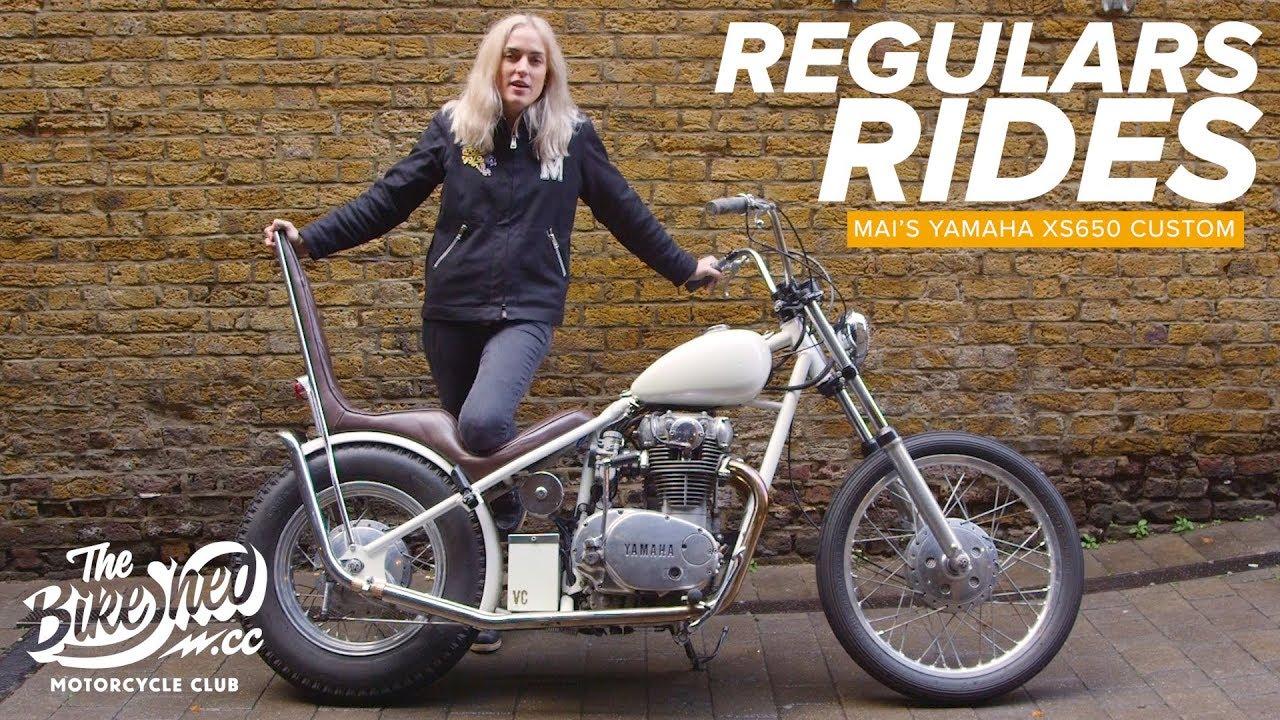 Regular's Rides: Mai's Yamaha XS650