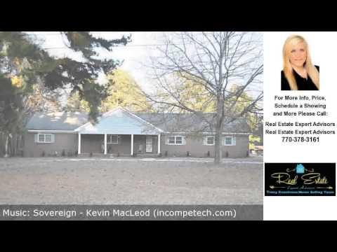 3308 Tom Brewer Road, Loganville, GA Presented by Real Estate Expert Advisors.