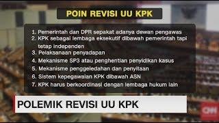 Ini 7 Poin yang Menjadi Sorotan dalam Revisi UU KPK