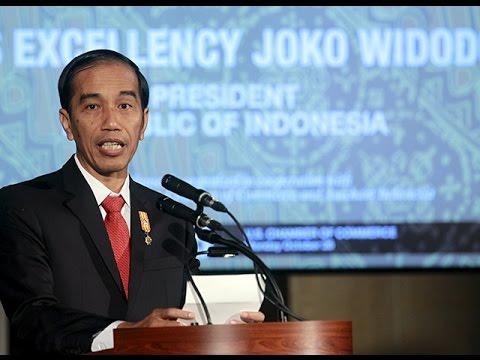 Nyanyian Raisa Pukau Tamu Jokowi di Washington