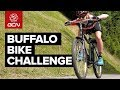Emma's Buffalo Bike Challenge For World Bicycle Relief