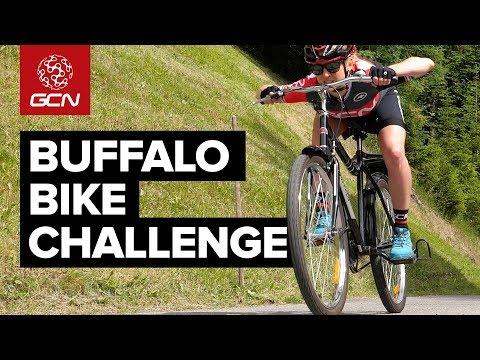Emma's Buffalo Bike Challenge For World Bicycle Relief