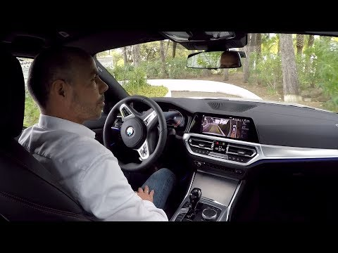 2019 BMW 3 Series – Reversing Assistant - YouTube