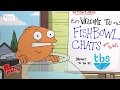 American Dad: Fishbowl Chats with Klaus [CLIP] | TBS