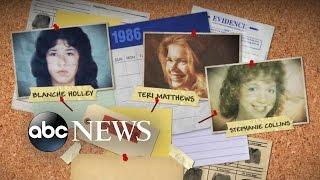 Three Florida Women Found Mysteriously Murdered