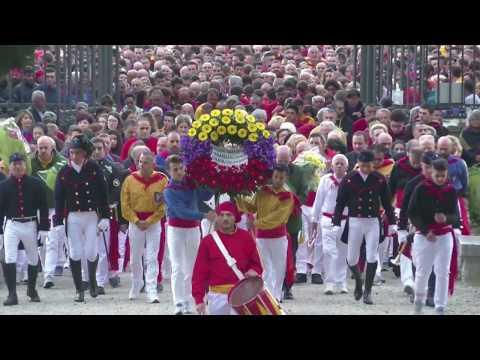 GUBBIO - Sintesi Della Festa Dei Ceri 2018 (www.cronacaeugubina.it)