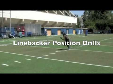 Reggie Carter 2010 NFL Draft Eligible Linebacker UCLA Private Workout