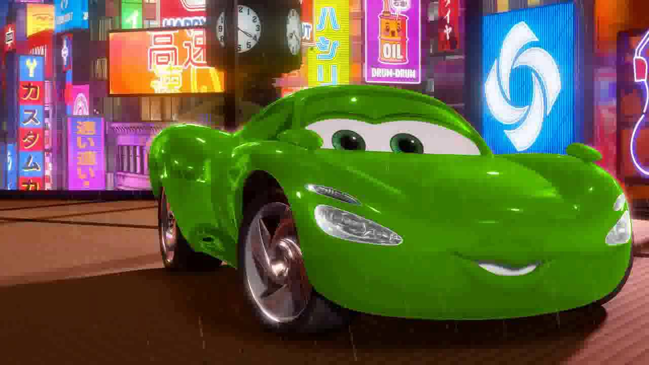 Lightning Mcqueen Change Different Colors Cars Toon 2
