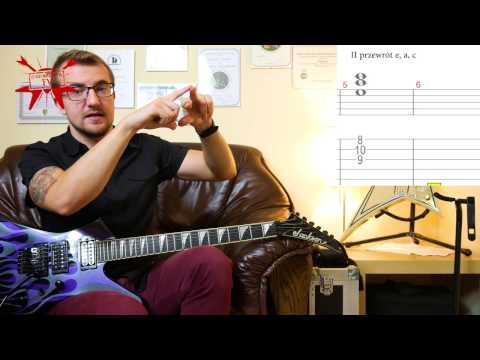 Jak skomponować własny kawałek? Podstawy (cz.1) - e-gitarzystaTV
