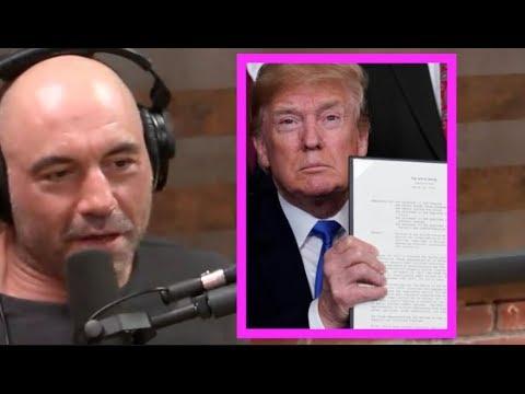 Joe Rogan - The Problem with Trumps Tariffs