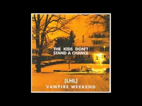 [FL Studio] Vampire Weekend - The Kids Don't Stand a Chance (Instrumental Remake) flp