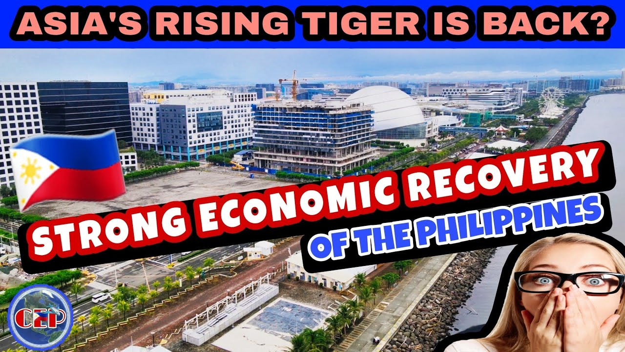 Download Philippines' Strong Economic Recovery Seen in 2022-2023 as Election Polls near | Economic Report 🇵🇭