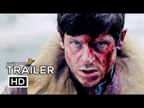 HURRICANE Official Trailer (2018) Iwan Rheon War Movie HD