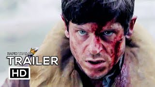 HURRICANE Official Trailer (2018) Iwan Rheon War Movie HD Video