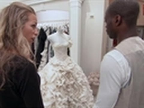 Akeem Vs. The Budget | Say Yes To The Dress