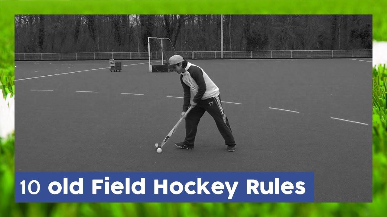 10 Old Field Hockey Rules Field Hockey Facts Hockeyheroestv