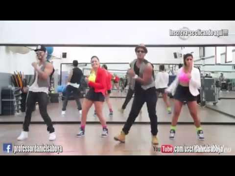 Coreografia - Uptown Funk