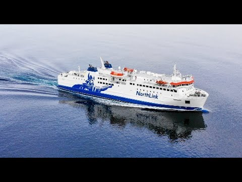 Hamnavoe Stromness Scrabster Ferry Youtube