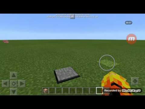 Minecraft pe 1.0.5 beta command block ekran a yazı yazma