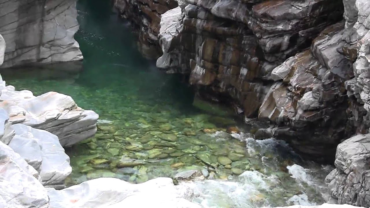 Val Maggia Ponte Brolla TI Suisse  YouTube
