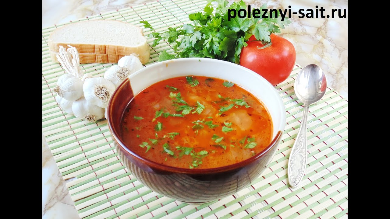 Простые рецепты супов на курице