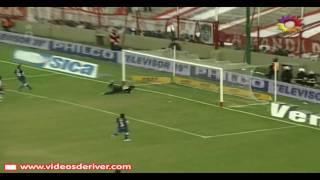Clausura 09 - Resumen de Huracán vs River [4-0]