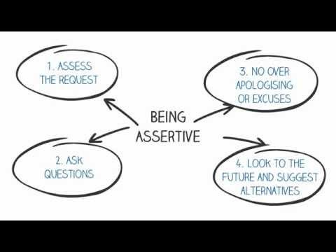 Communication Skills: Assertiveness Tips
