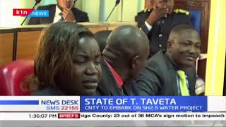 State of Taita Taveta : County announces new measures, water provision and health key priority
