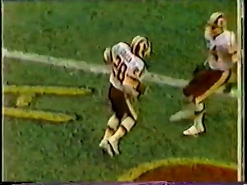 69- Darrell Green 72yd interception return