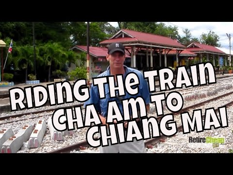 Let's Go from Cha Am to Chiang Mai Part 01