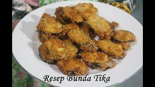 Resep Terong Goreng Crispy Gurih dan Renyah Paling Praktis