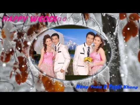 Thuyền hoa-Kim tiểu phương,Vượng Râu [HD] 2013 wedding Toàn Văn