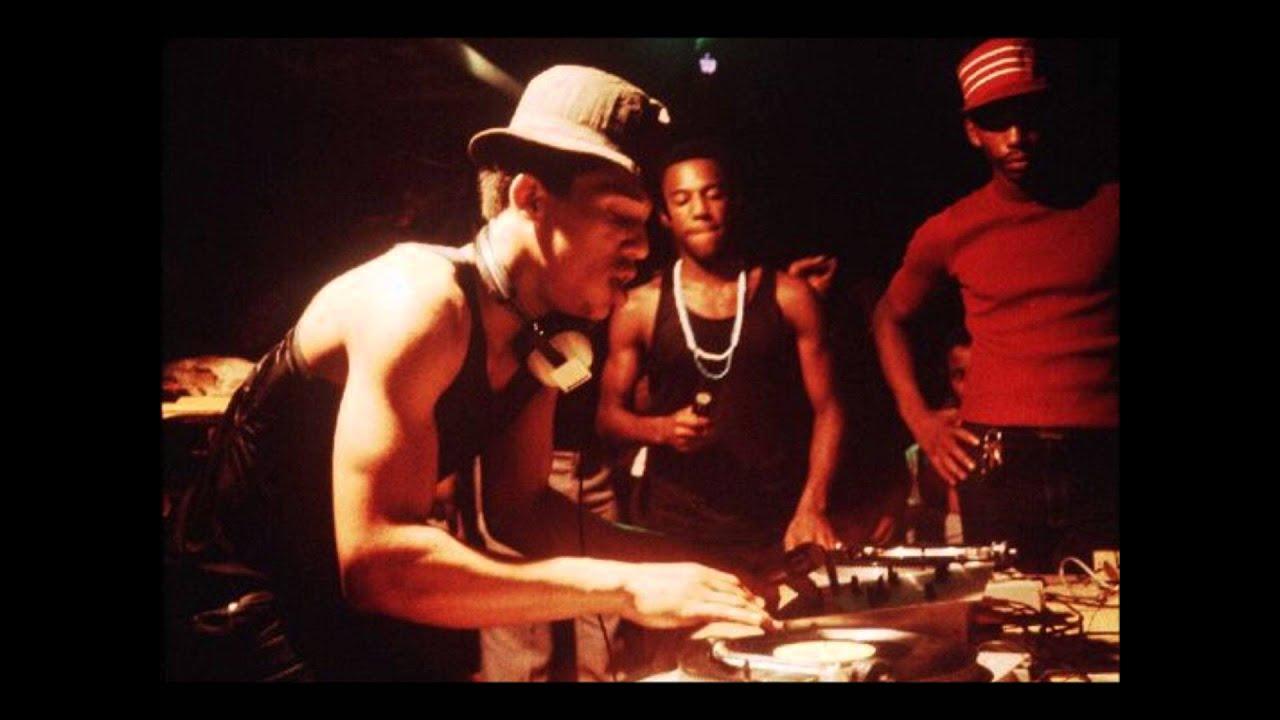 Dj hiphop mix