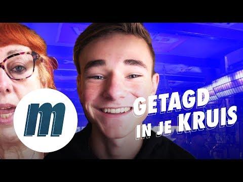 MET 1 DRUK OP DE KNOP JE VRIEND(IN) DUMPEN | REPORT from YouTube · Duration:  6 minutes 33 seconds