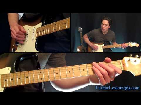 Heartbreaker Guitar Lesson - Famous Riffs - Led Zeppelin