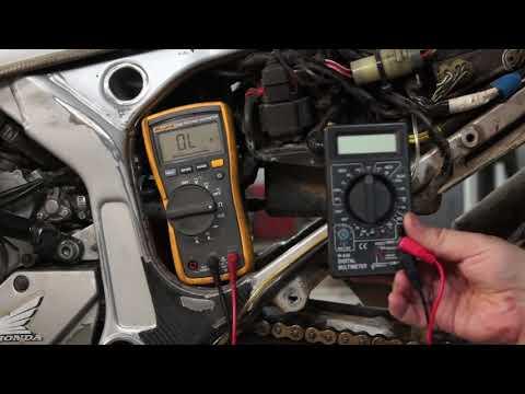 Как проверить генератор на мотоцикле
