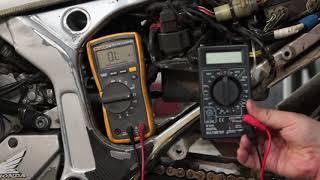 Як перевірити генератор мотоцикла?