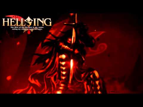 Hellsing ULTIMATE OST - To the night of War