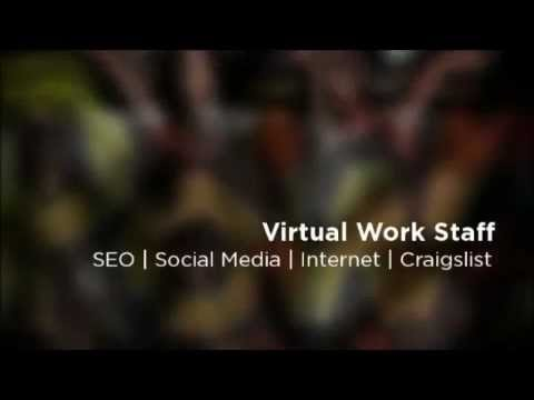 SEO | Internet Marketing | Social Media | Craigslist | Virtual Work Staff, LLC