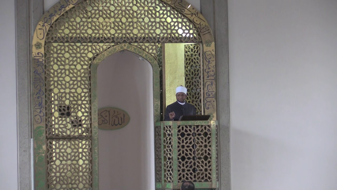 London Central Mosque Trust Ltd  & The Islamic Cultural Centre