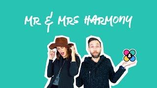 ZIELONY TALERZ CZĘŚĆ 2 - Mr & Mrs Harmony