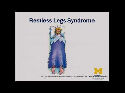 Sleep Disorders in Parkinson's Disease: Dr. Andrew Berkowski